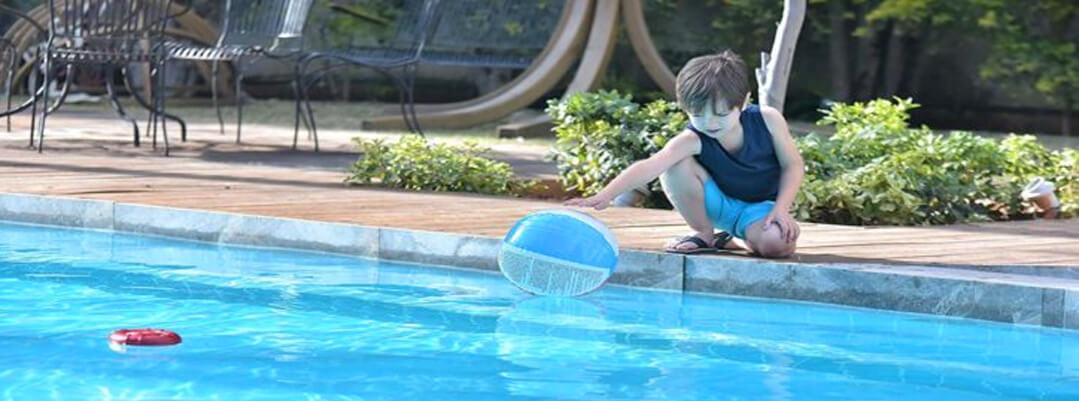 ¿Sabes si tu piscina es segura para tu hijo?