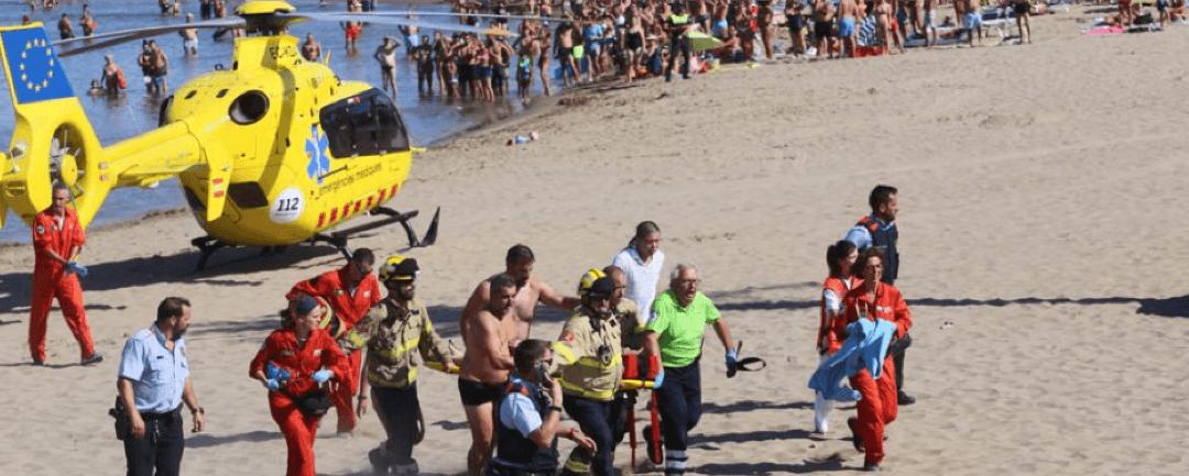 Mueren ahogados un padre y su hijo de cuatro años