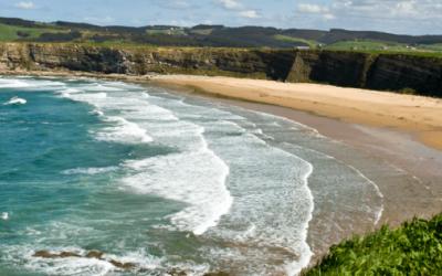 Fallecida por ahogamiento una niña alemana de 6 años en la playa de Langre