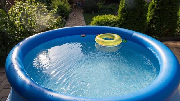Las piscinas hinchables y el ahogamiento infantil