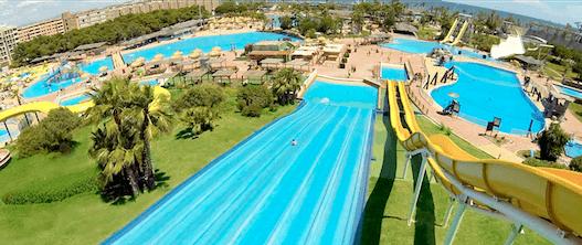 Fallece el niño ahogado en parque acuático de Tarragona