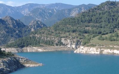 Adolescente ahogado en un pantano de Lleida