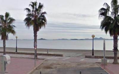 Fallece un niño ahogado en la playa de Los Narejos