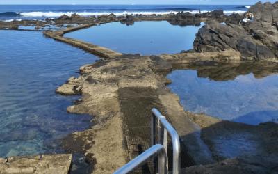 Niño muere ahogado en piscinas naturales de Gran Canaria
