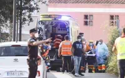Fallece la niña ahogada en una piscina de Cangas hace 9 días