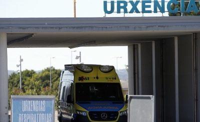 Fallece el bebé que cayó en una piscina privada en Lugo